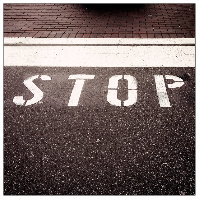 (359/366) Time to Stop