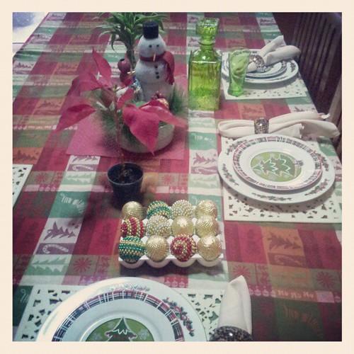 christmas at home 2012