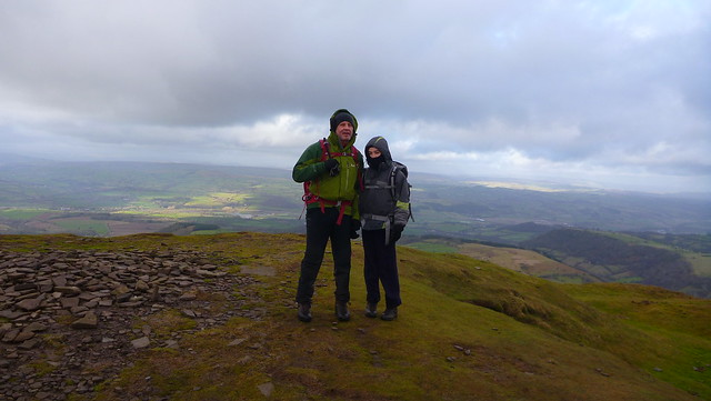 Lord Herefords Knob, Twmpa