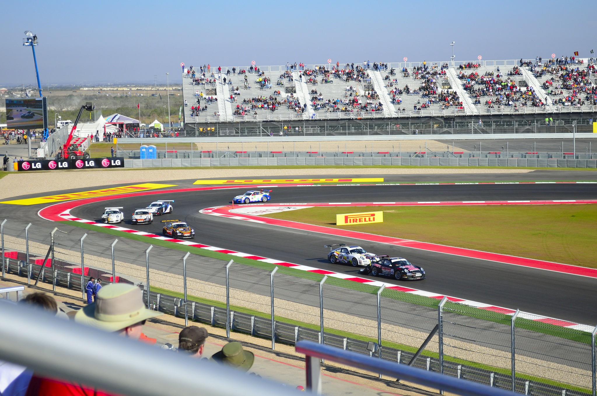 Pirelli GT3 Cup Race