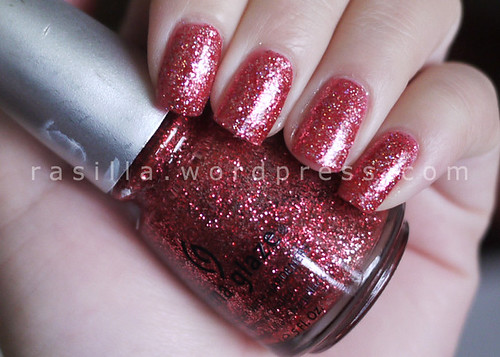 China Glaze Mrs. Clause