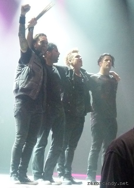 Papa Roach  - 11 Dec, 2012 (32)