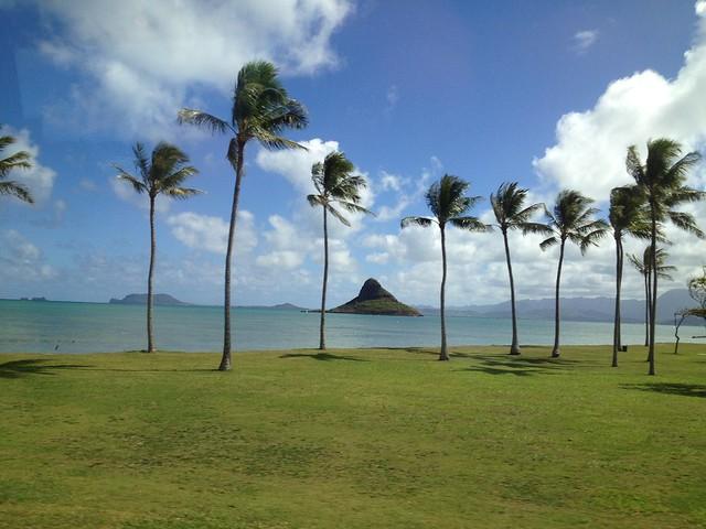 Mokoli'i (Chinaman's Hat) Island