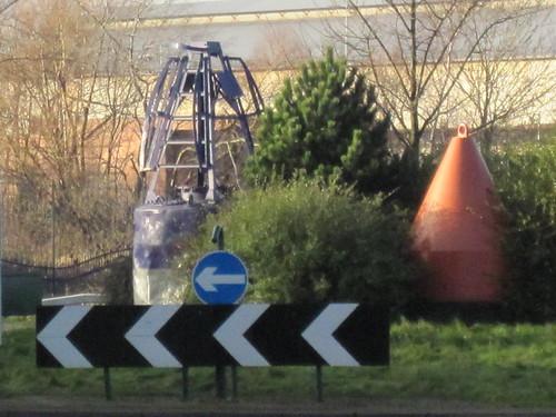 Buoys - A66 Grangetown