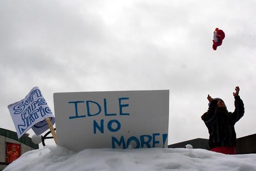 2012-12-21 – #manifencours IdleNoMore Montréal