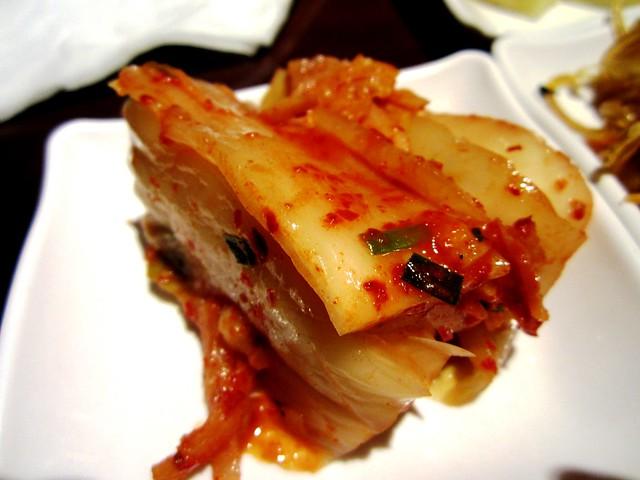 Korean dinner 19