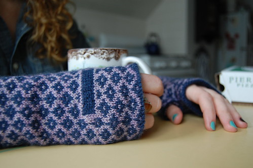 FO: kalin mitts