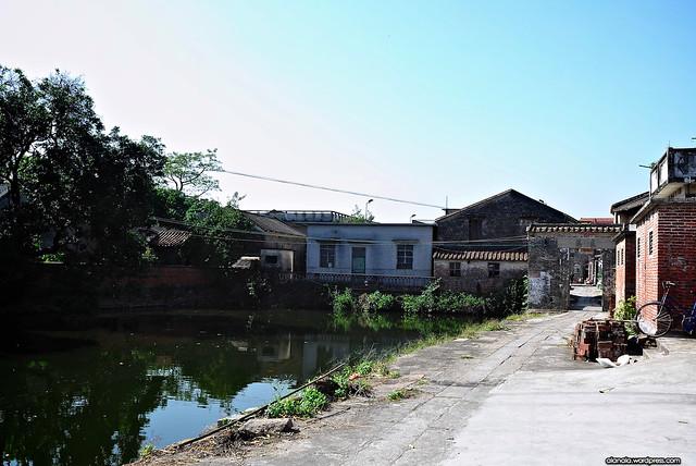 Liang Qi village