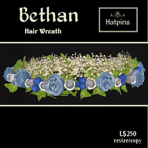 Hatpins - Bethan Wreath - Sky Roses - copy_mod