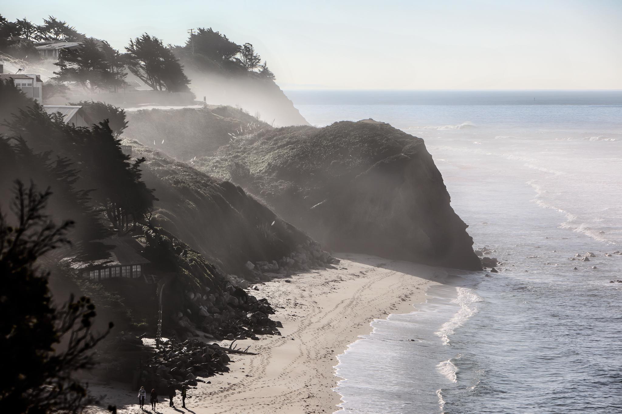 On the Edge - Moss Beach - 2012