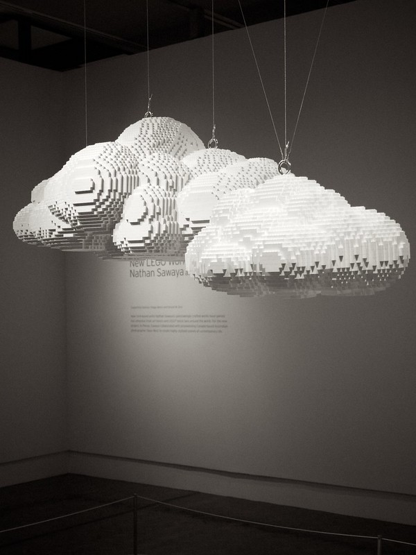 Lego Clouds