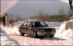 Renault 11 Turbo - Montecarlo 1987