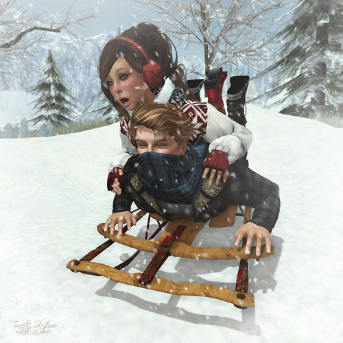 oOo Studio: Sledding One