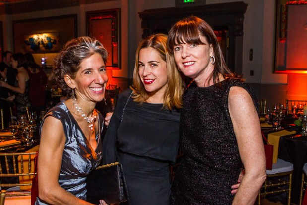 Laura Pincus Hartman, Ali PIncus, Allison Speer