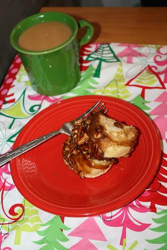Christmas Morning Monkey Bread