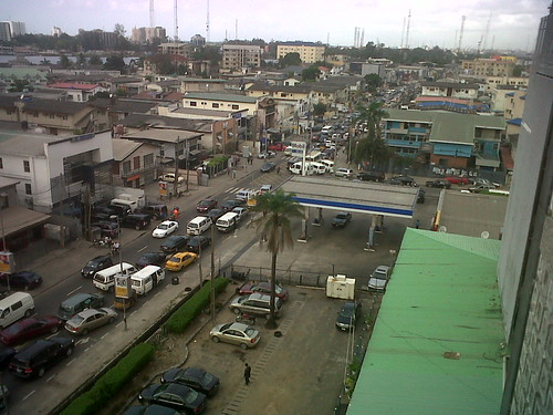 Ikoyi - Lagos State Nigeria by Jujufilms