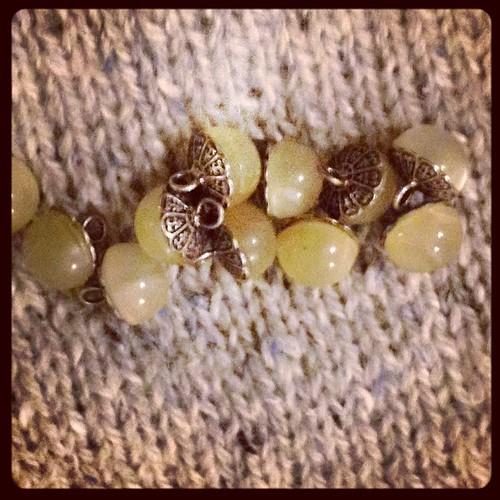 Scelta fatta! #peasy #kirrmaier #knit #topdown