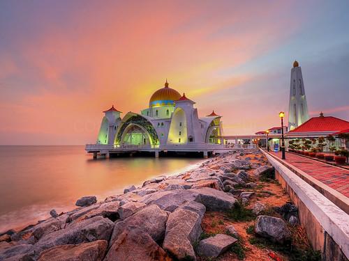 Masjid Selat, Melaka. III