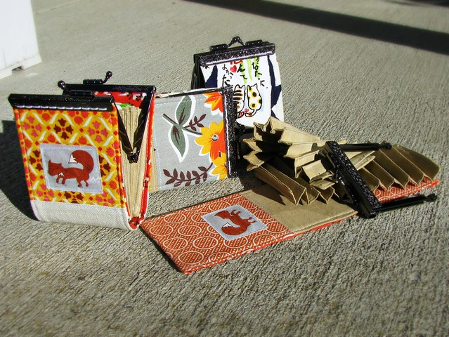 Accordion Card Wallets