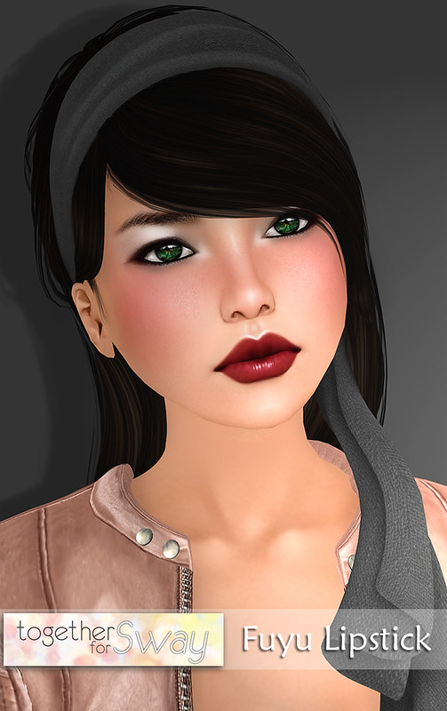 Together for Sway (Fuyu Lipstick)