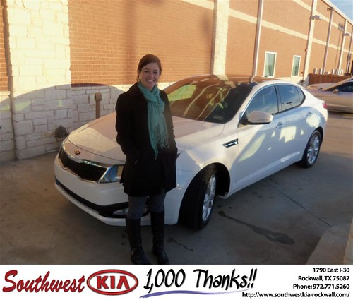 Southwest Kia Rockwall >> Southwest Kia Rockwall Texas Customer Review Bailey Boesch