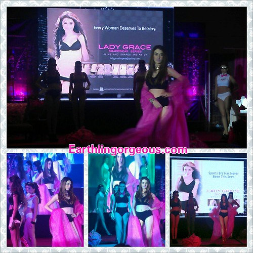 Diana Meneses for Lady Grace Intimates