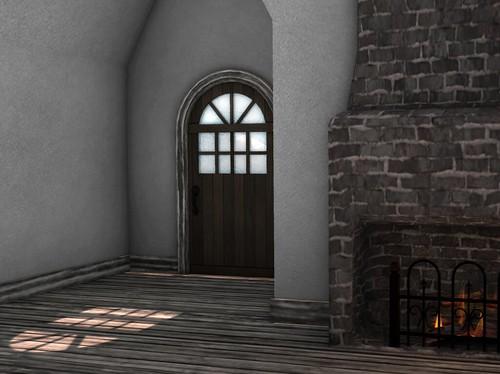 Trompe Loeil - My Door to Narnia