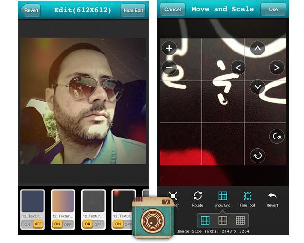 Vintique — Alternativas a Instagram para iOS