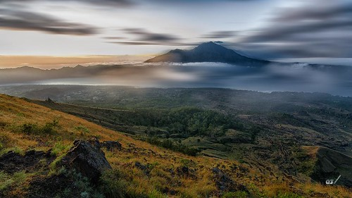 Mount Agung [International Mountain Day] by Scholesville