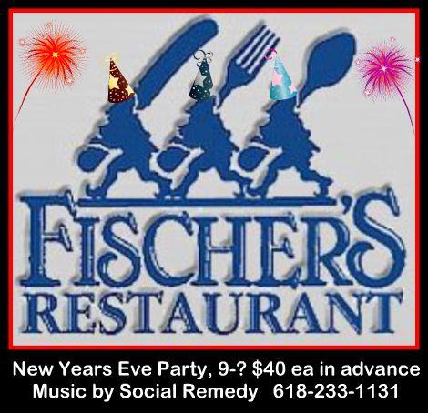 Fischer's NYE