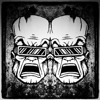 Angry Twins by Pelle Sten (http://www.flickr.com/photos/pellesten/8286639449/)
