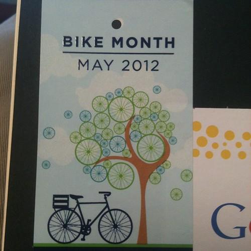 Bike Month 2012
