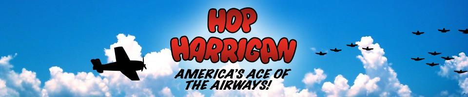 Hop Harrigan: The Five Earths Project