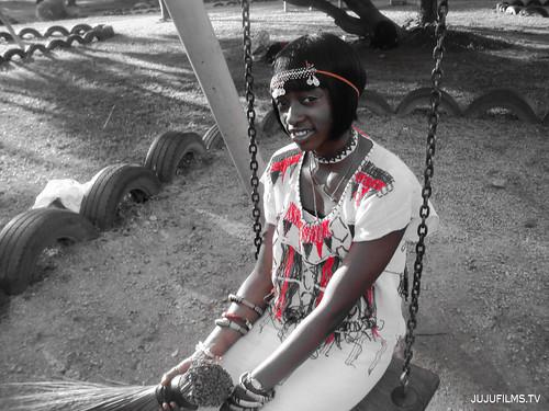 Fulani Girl by Jujufilms