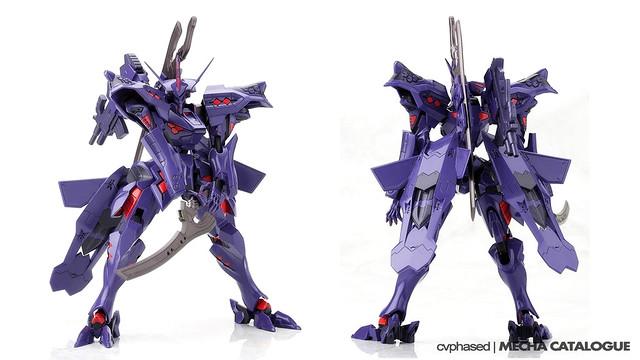 Muv-Luv Alternative 1/144 Takemikazuchi Type-00R