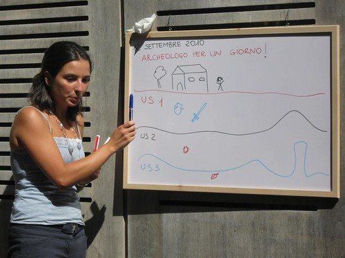 """CAGLIARI ARCHEOLOGIA: """"Archeologo per un giorno."""" Cagliari 12 settembre 2010, LINGUAGGIO MACCHINA (12/09/2010). by Martin G. Conde"""