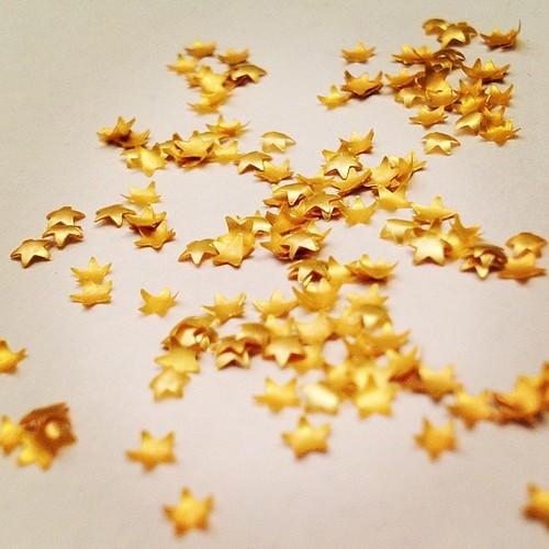 12/7: stars (of the edible variety) #fmsphotoaday #sprinkles