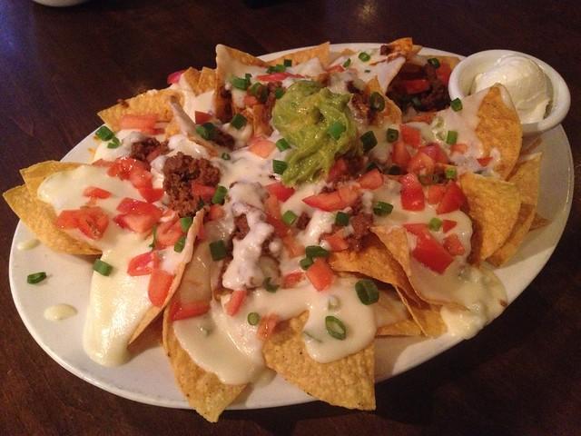 Royce's spicy nachos - Giovanni Pastrami