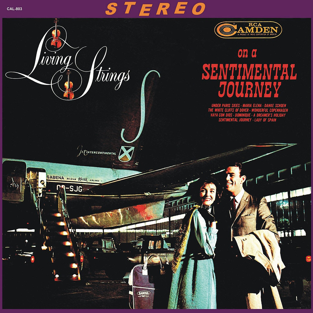 Living Strings - On a Sentimental Journey