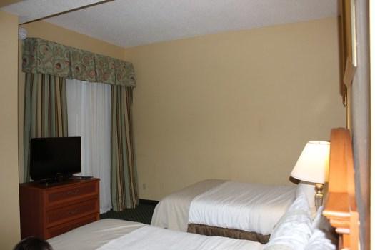Bleah. Holiday Inn, Hattiesburg