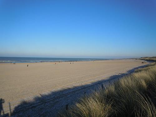 Scheveningen Beach by Den Haag