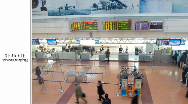 Haneda Airport 羽田空港