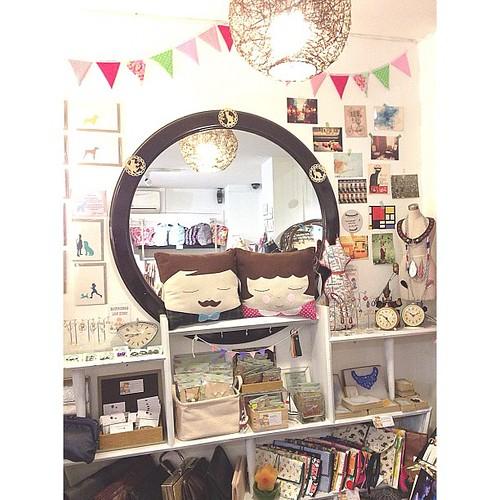 A lil' corner in the shop!