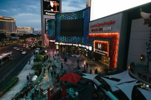 Miracle Mile Shops - Las Vegas Nevada, 2012