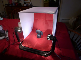 Portable Light Tent Studio