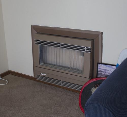 POTD: Bye bye heater