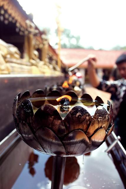 Temple rituals