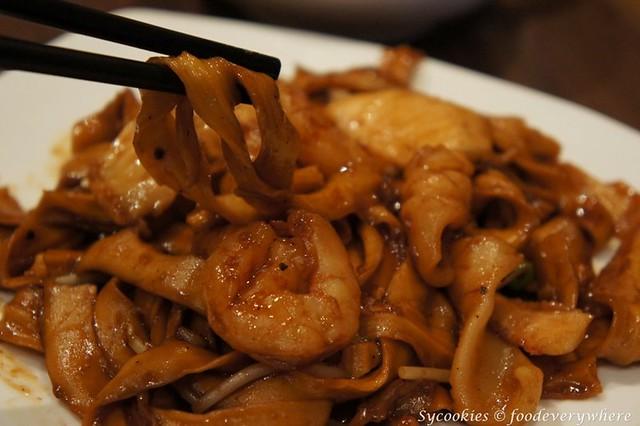 12.seafood noodle RM 18 @ dragon i