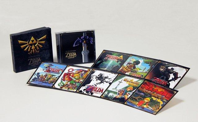30周年記念盤 ゼルダの伝説 音楽集