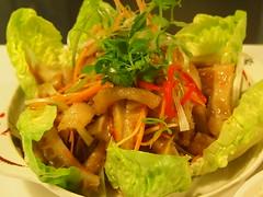 Spicy Thai style tripe